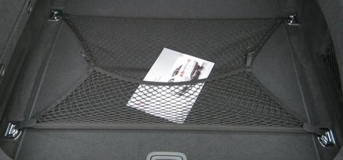 Cargo Net - Satin Black - Audi (4G5-861-869-9B9)