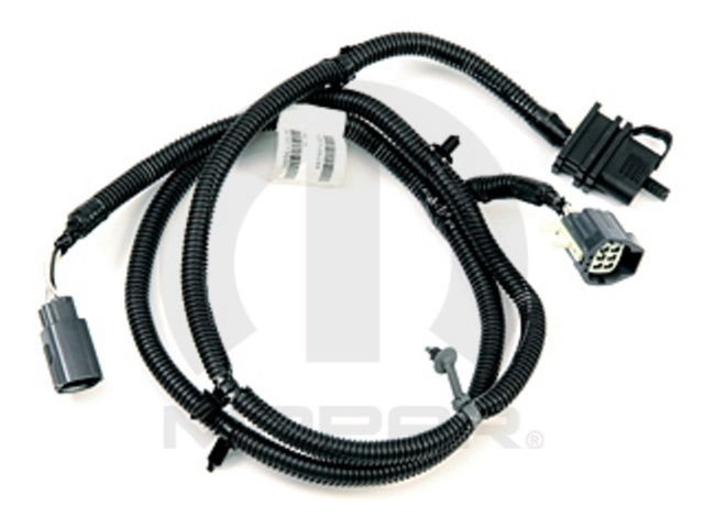 Jeep Jk Flat Tow Wiring Harness : Genuine jeep wrangler trailer tow wiring harness