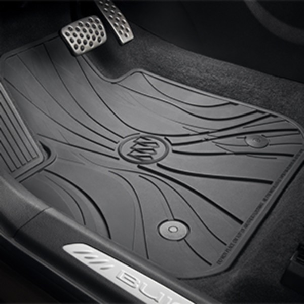 Floor Mats, All-Weather - GM (23277665)