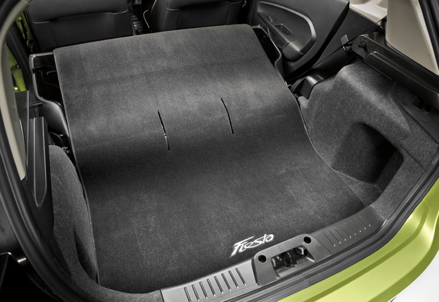 Cargo Area Mat, Carpet - Ford (8A6Z-5813046-AA)