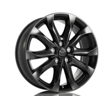 "16"" Wheel, Alloy, Dark - Mazda (B45A-V3-810)"