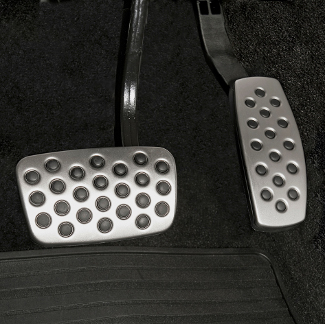 Service Component, Brake Pedal Pad