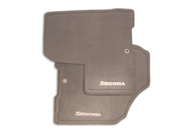 Floor Mats, Carpet - Gray