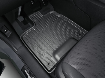 Honda Pilot All-Season High-Wall Floor Mats - Honda (08P17-TG7-300A)