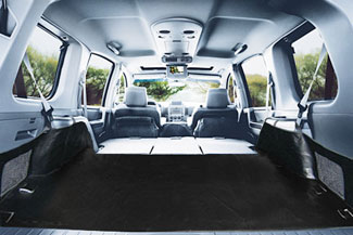 Cargo Area Liner, Full Length - Nissan (999M1-2R002)