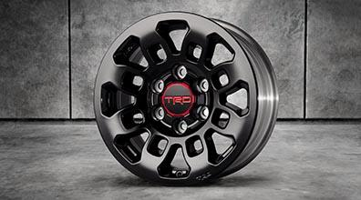 TRD Pro 16-In. Alloy Wheel - Gloss black - Toyota (PT758-35170-02)
