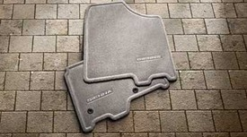 Sienna Floor Mats Light Gray 8PG