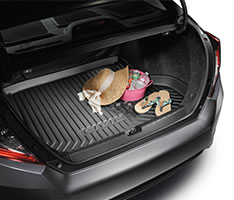 2016-2018 Civic Cargo Trunk Tray