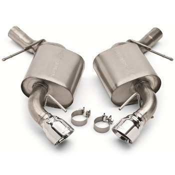 3.6L Axle-Back Dual-Exhaust Upgrade System w/Polished Tips - Gen 6 Camaro