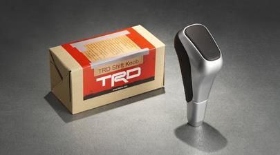 Trd Leather Shift Knob - Toyota (PTR57-00111)