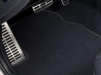 Floor Mats, Carpet, Black