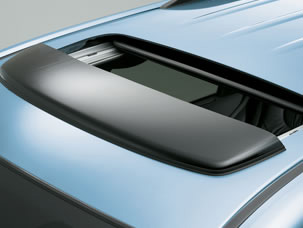Air Deflector, Moonroof - Honda (08R01-SHJ-102)