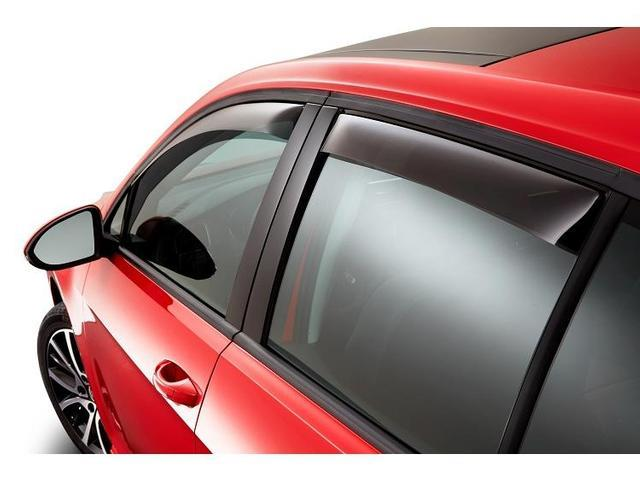 Side Window Deflectors, Front (4 Door) - Volkswagen (5G4-072-193-HU3)