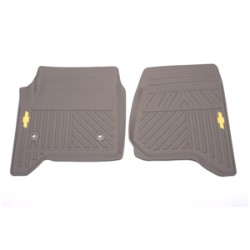 Floor Mats, Premium All Weather, Front Set