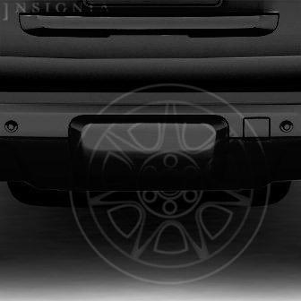 trailer hitch receiver cover gm 19172860 gmpartsdirect com