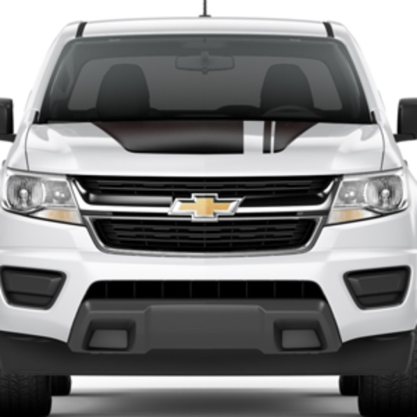 Colorado Vin Verification: Graphics, Hood Decal Package - GM (84022041)
