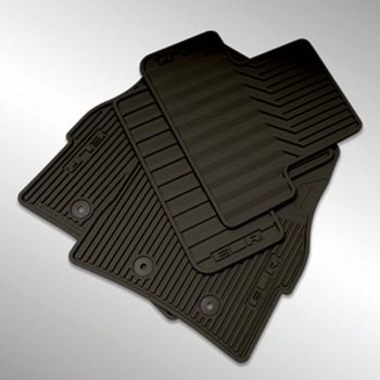 Floor Mats, All-Weather - GM (22942480)