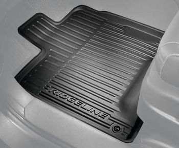 All-Season Floor Mats - High Wall