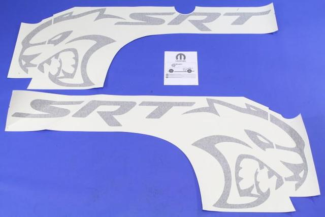 Graphic/ Applique - Mopar (82214963)
