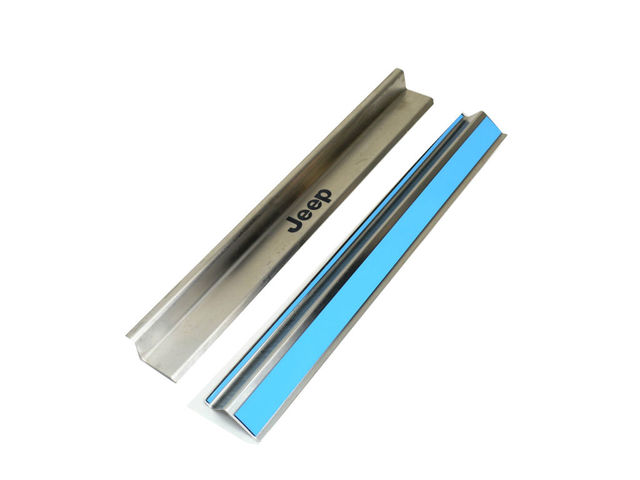 Door Sill Guard - Stainless Steel - Mopar (82210108AC)