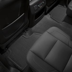 Floor Mats, Carpet, Front - GM (23341122)