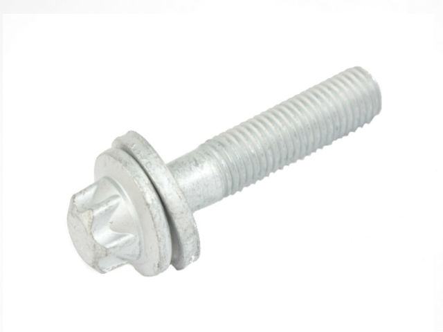 Hex Head Bolt And Washer