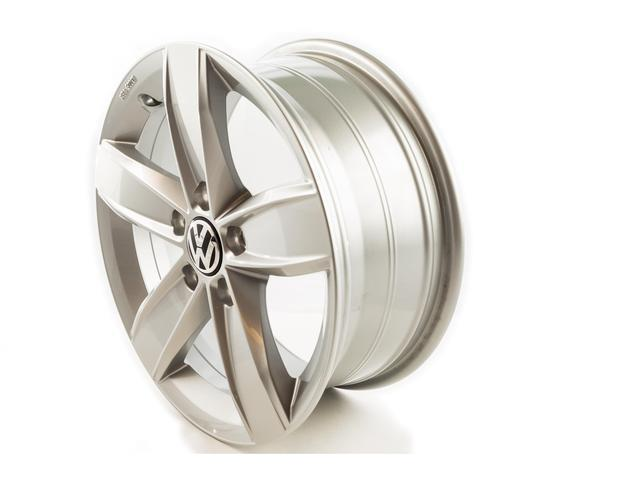 17 Inch Corvara Winter Wheel - Volkswagen (3G0-071-497-B-8Z8)