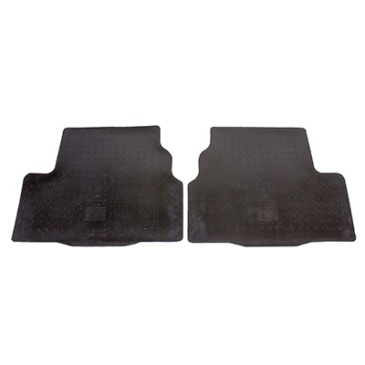 Floor Mats, All Weather, Rear Set - Ford (2T1Z-5813046-A)