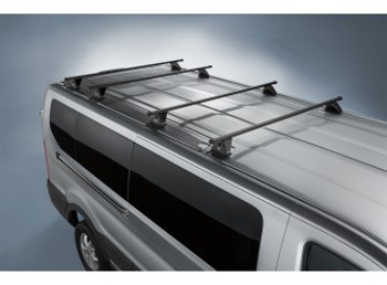 Roof Cross Bars, 4 Bar Kit