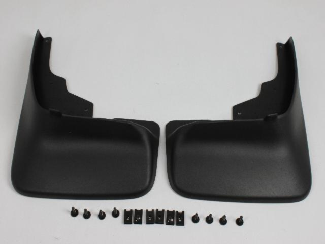 Deluxe Molded Splash Guards - Front - Mopar (82209093)