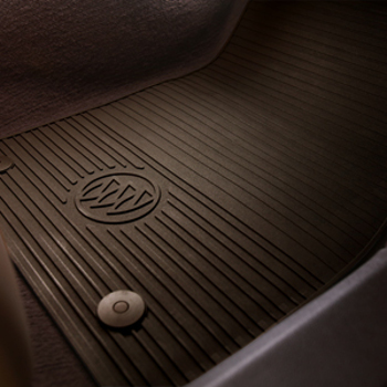 Floor Mats, All-Weather - GM (23444139)
