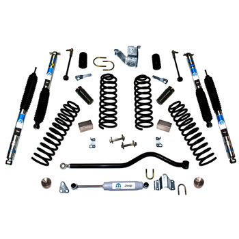 Suspension Kit-Performance Upgrade