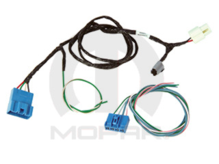 Mopar Trailer Tow Brake Wiring Kit