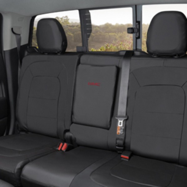 Seat Cover, Rear W/Armrest