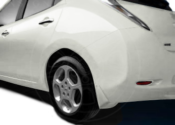 Splash Guards - Nissan (F38E0-3NF5A)