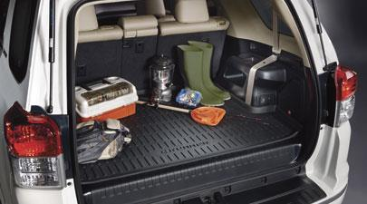Cargo Tray, 4Runner Logo, Without 3rd Row