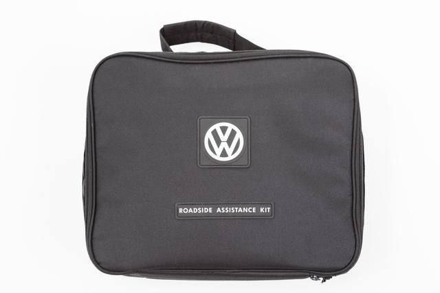 VW Roadside Assistance Kit - Black - Volkswagen (000-093-059-D)