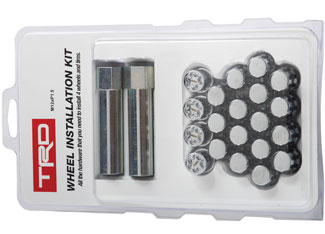 Wheel Locks, Trd Wheel Installation Kit 12mm
