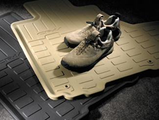 Floor Mats, All-Season - Honda (08P13-SWA-121A)