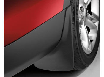 Splash Guards, Molded Rear