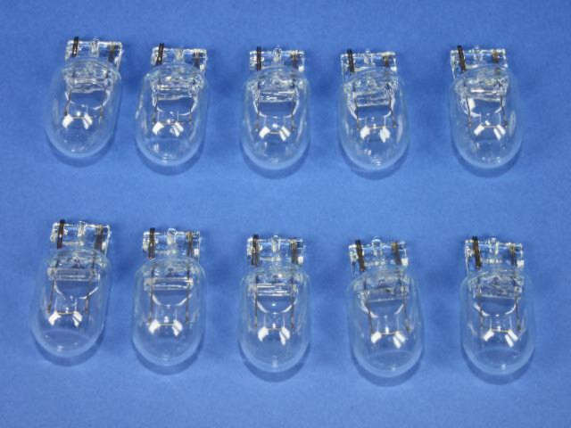 Bulb, Left Rear, Left Front, Right Rear, Right Front, Rear, Rear Front