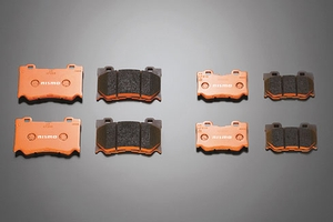 370Z Nismo Front Brake Pads