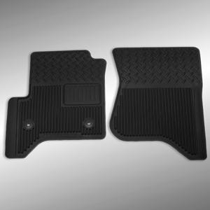 Floor Mats, All Weather, Front