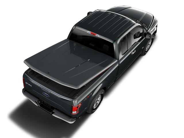 Tonneau Cover, Hard, Painted