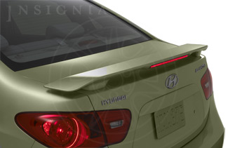 Rear Spoiler (Primed Finish)