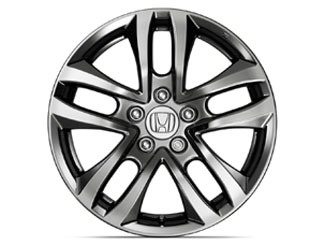 17-Inch Chrome-Look Alloy Wheel