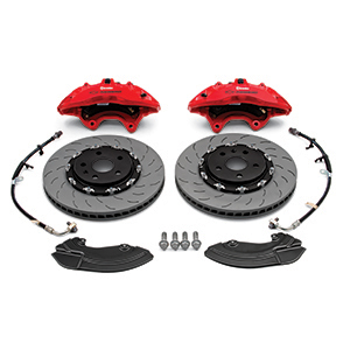 Brake Upgrade Kit, Brembo 4 Piston Front