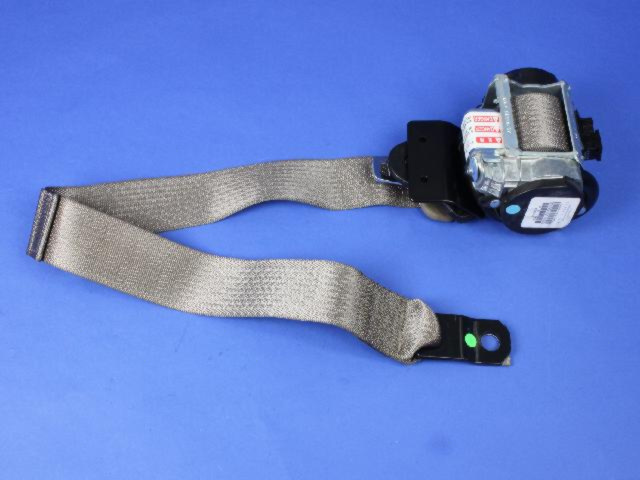Belt & Retractor, Left