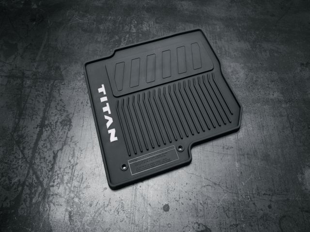 Floor Mats, All Season - Nissan (999E1-W4000)