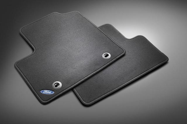 Floor Mats, Carpet, Rear Set